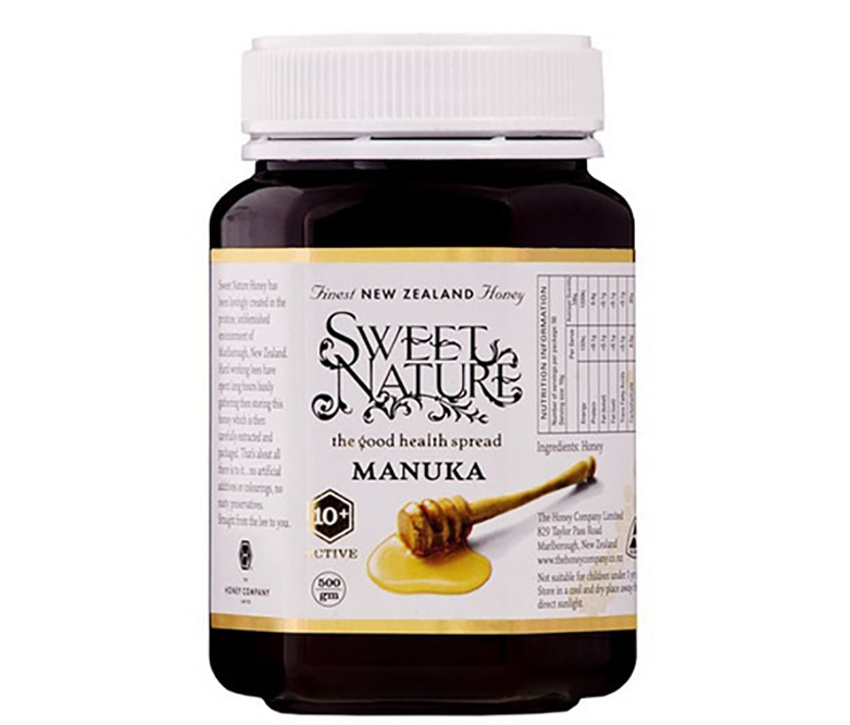 Mật ong Manuka New Zealand 573+ 500g