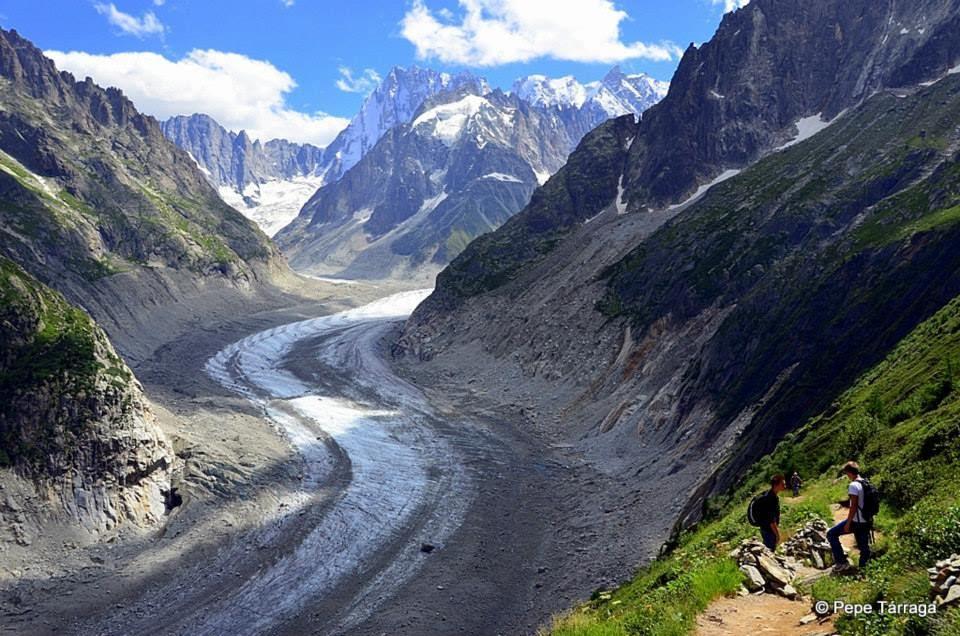 La imagen puede contener: montaña, cielo, exterior y naturaleza