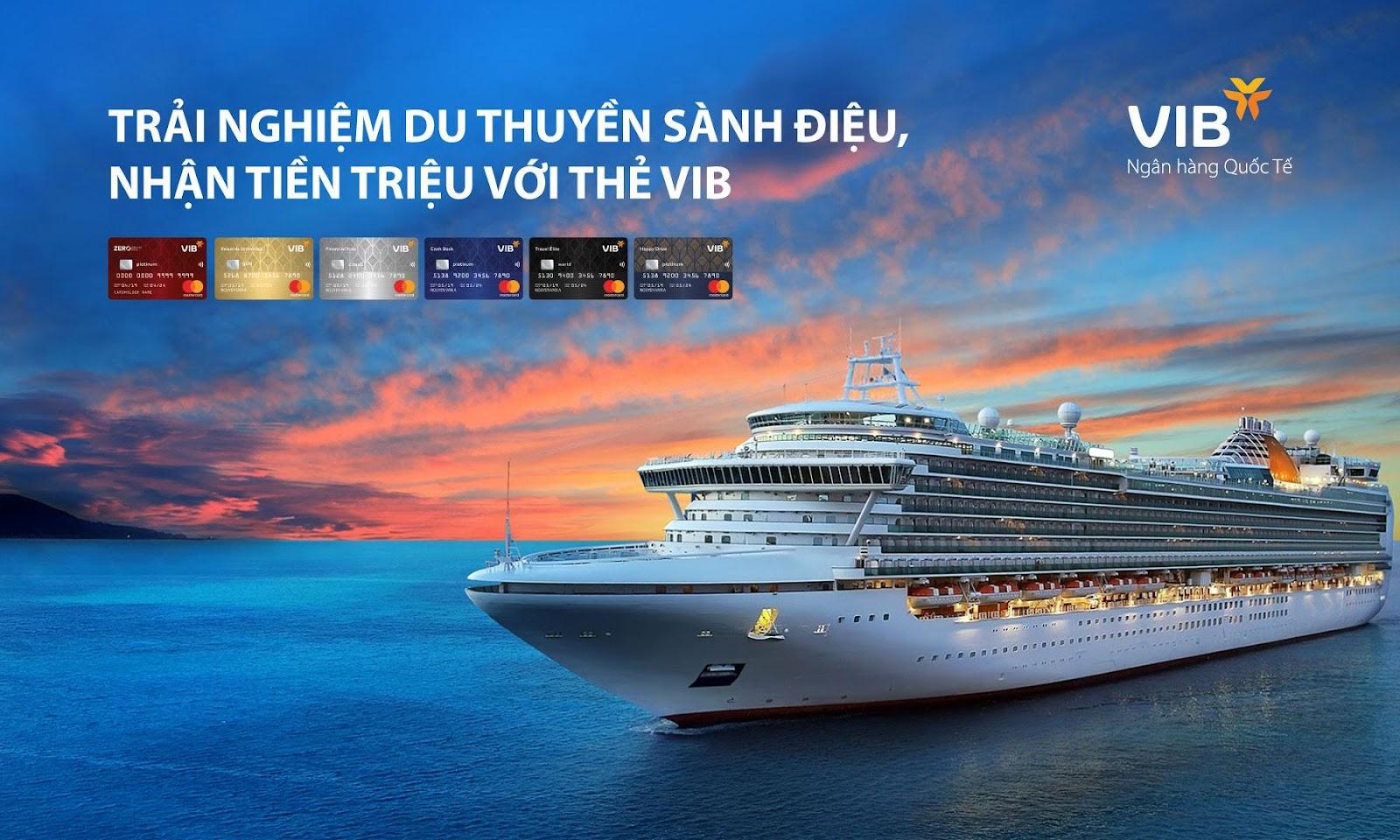 Trải nghiệm du thuyền đẳng cấp vòng quanh châu Á cùng VIB - Ảnh 1.