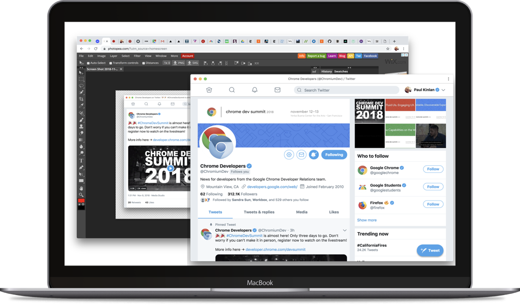 Chromium Blog: Chrome Dev Summit 2018: Building a Faster, Smoother
