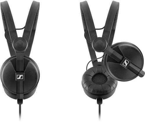 Vue latérale du casque Sennheiser HD 25 Plus DJ