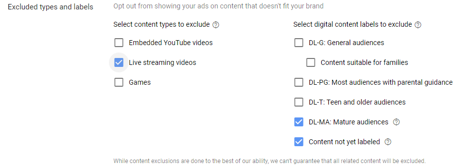 Maintaining Brand Safety on YouTube   Good To SEO
