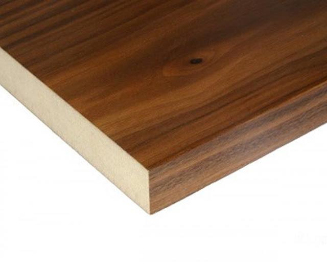 ván gỗ MDF phủ melaminevới khả năng chịu nhiệt, chống nước và chịu lực tốt