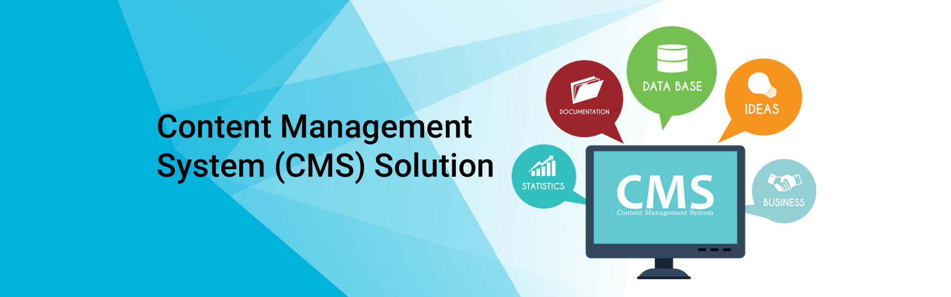 A display page for a CMS provider. Source: Pensys Technologies - Troubleshoot Content Management System - The Rev