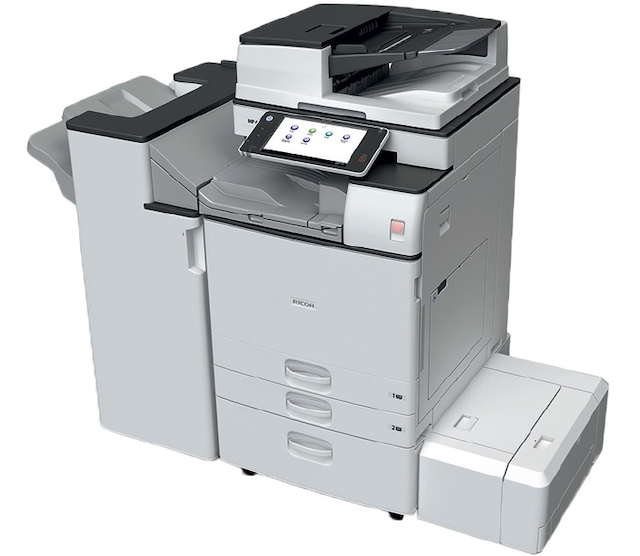 Máy photocopy RICOH có độ bền và tính thẩm mỹ cao