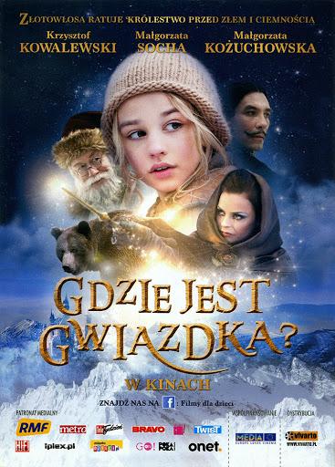 Przód ulotki filmu 'Gdzie Jest Gwiazdka? '