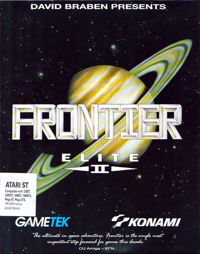Frontier: Elite II in tutto il suo splendore