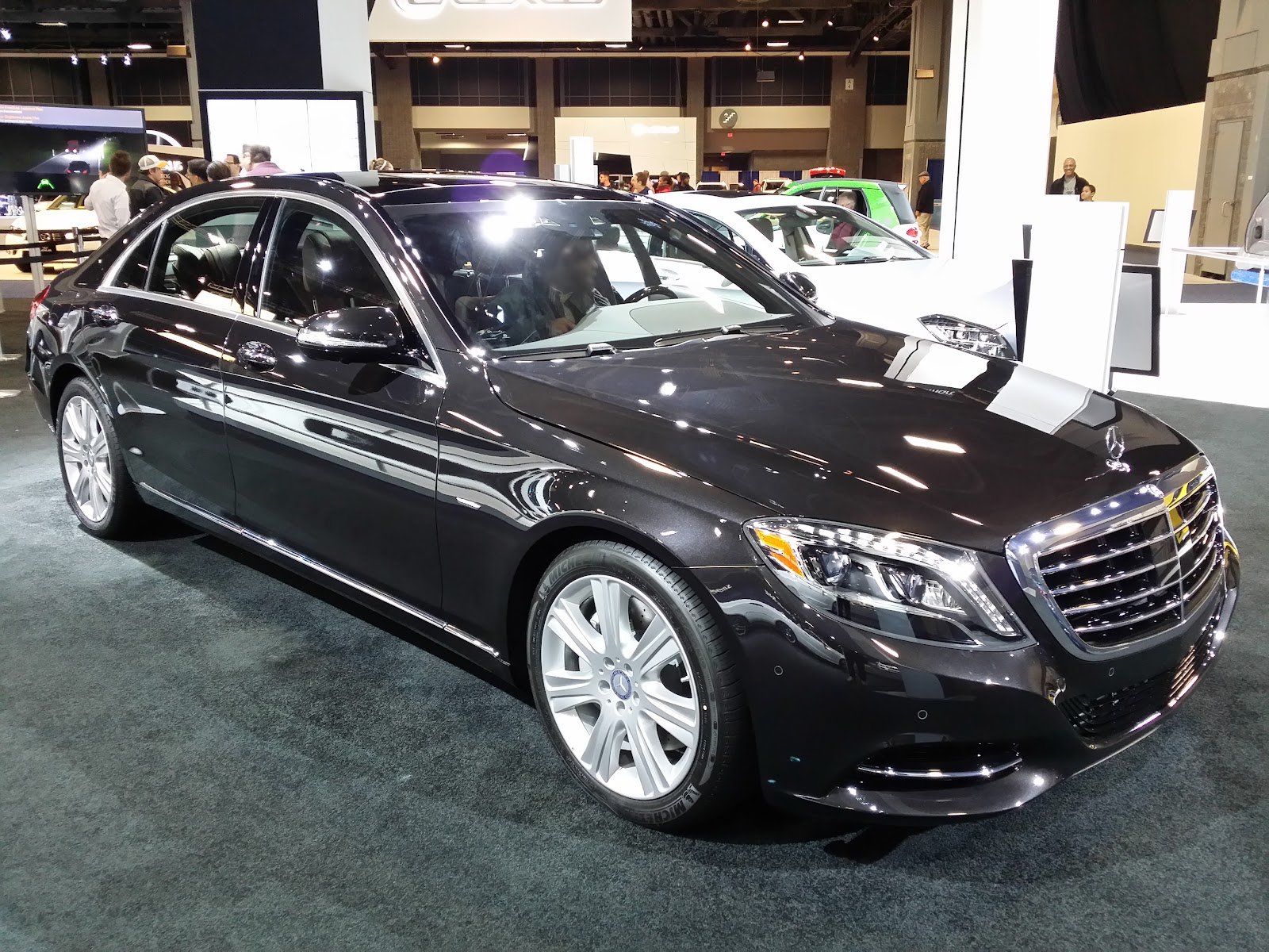 Photo of Mercedes S-Class: 70% 5-year depreciation rate