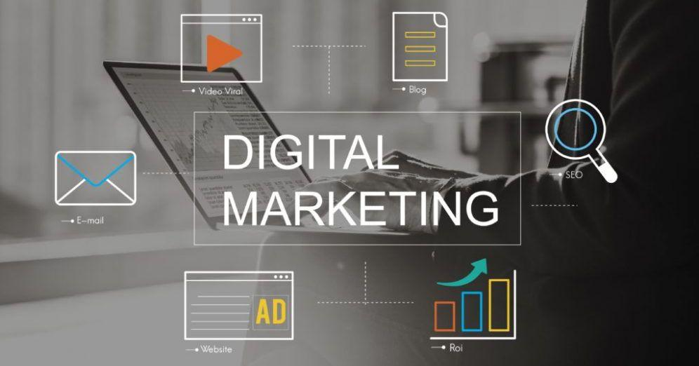 Digital Marketing là hoạt động tiếp thị thông qua Internet
