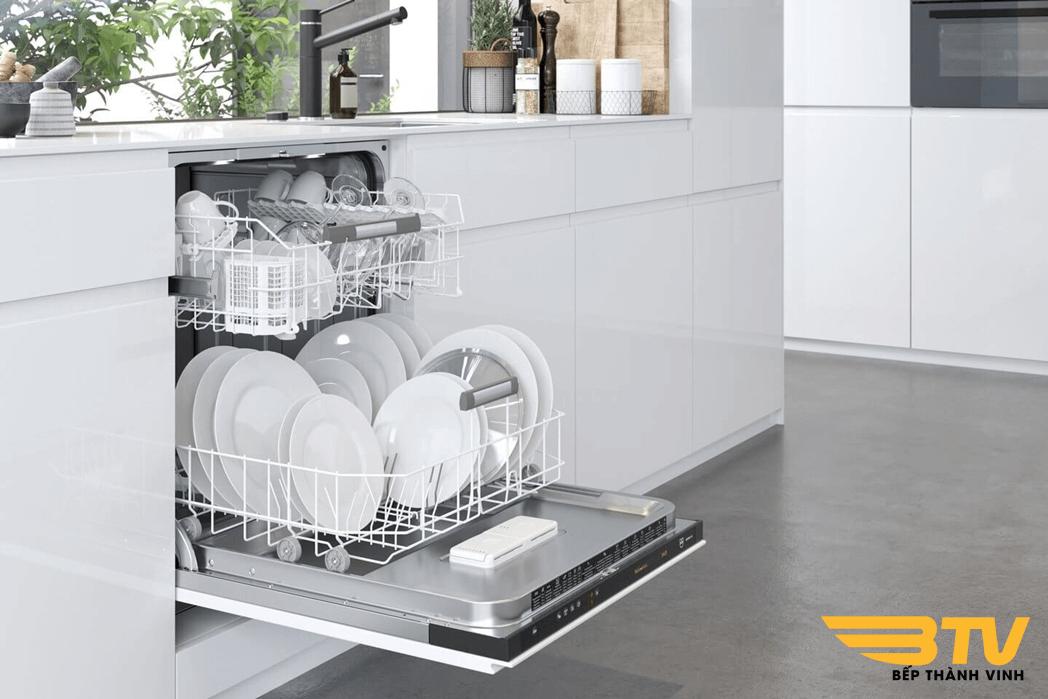 lưu ý khi sử dụng máy rửa bát bosch