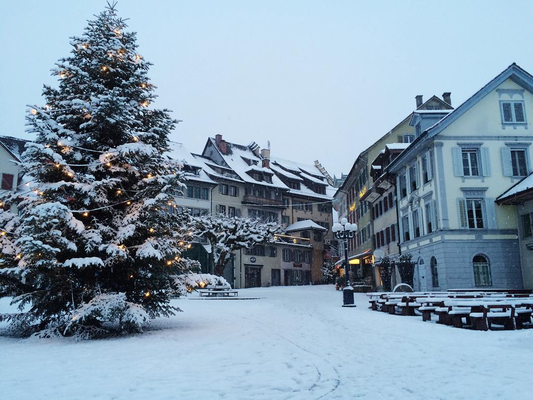 inverno suiçA