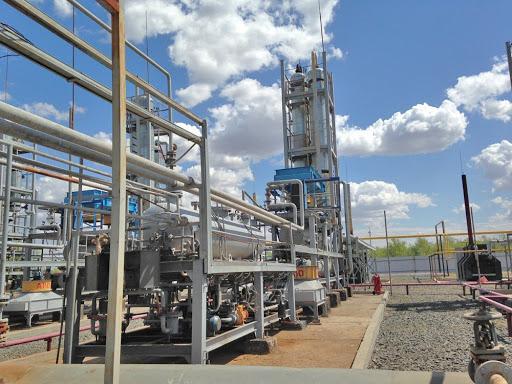 Giới thiệu nhà máy hoá chất Bình Dương