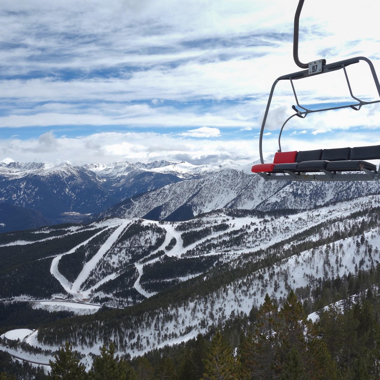 Estació d'esquí de Pal Arinsal