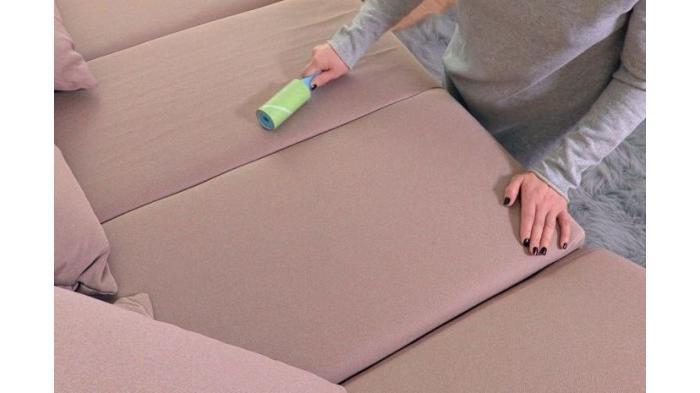 Công cụ làm sạch con lăn, ghế sofa và thảm từ lông thú