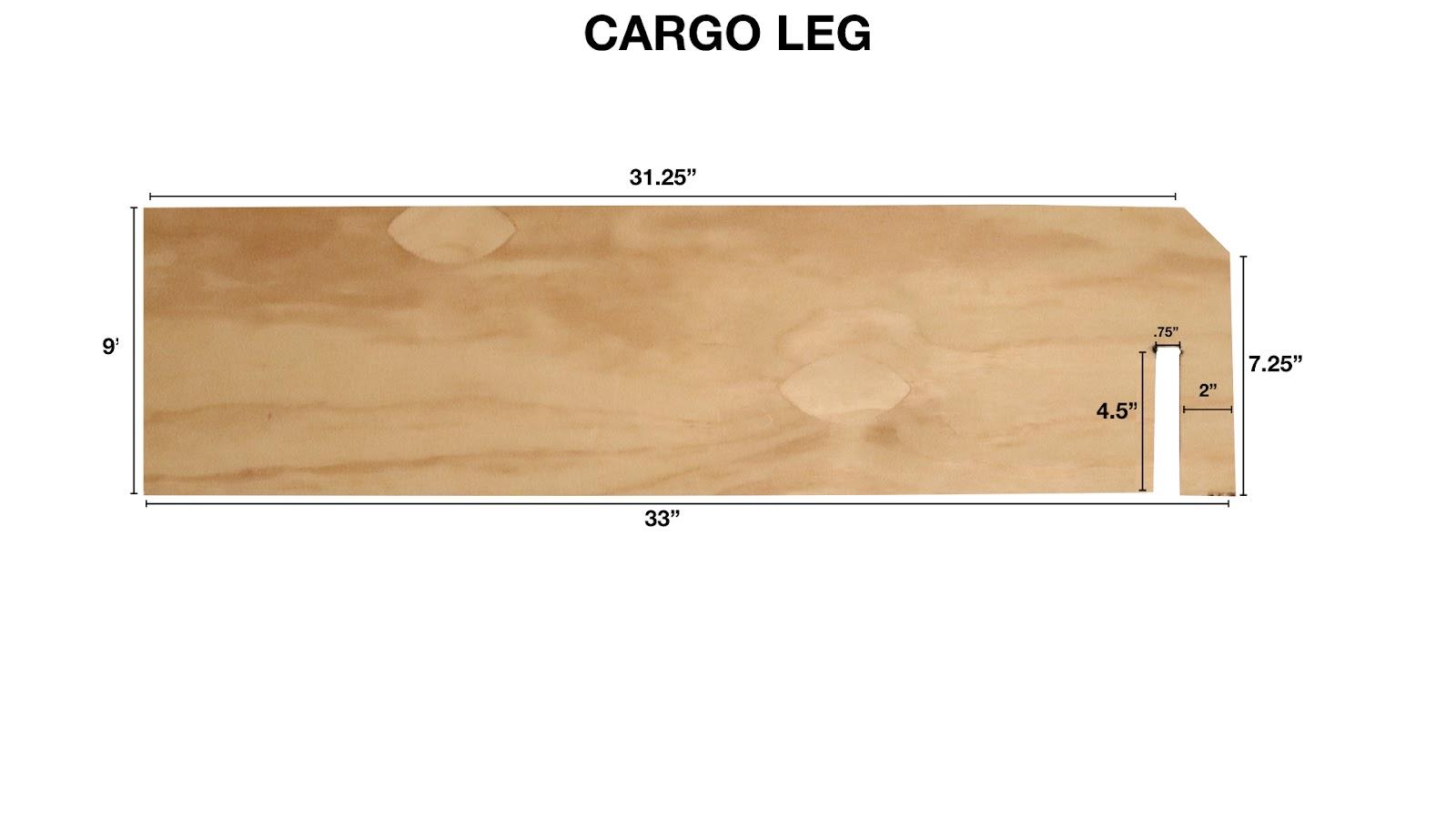 Cargo Leg 1
