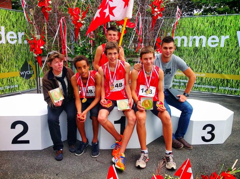 2013-Championnats suisses de relais - photos-Aarau