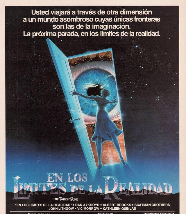 En los límites de la realidad (1983, Joe Dante, John Landis, George Miller y Steven Spielberg)