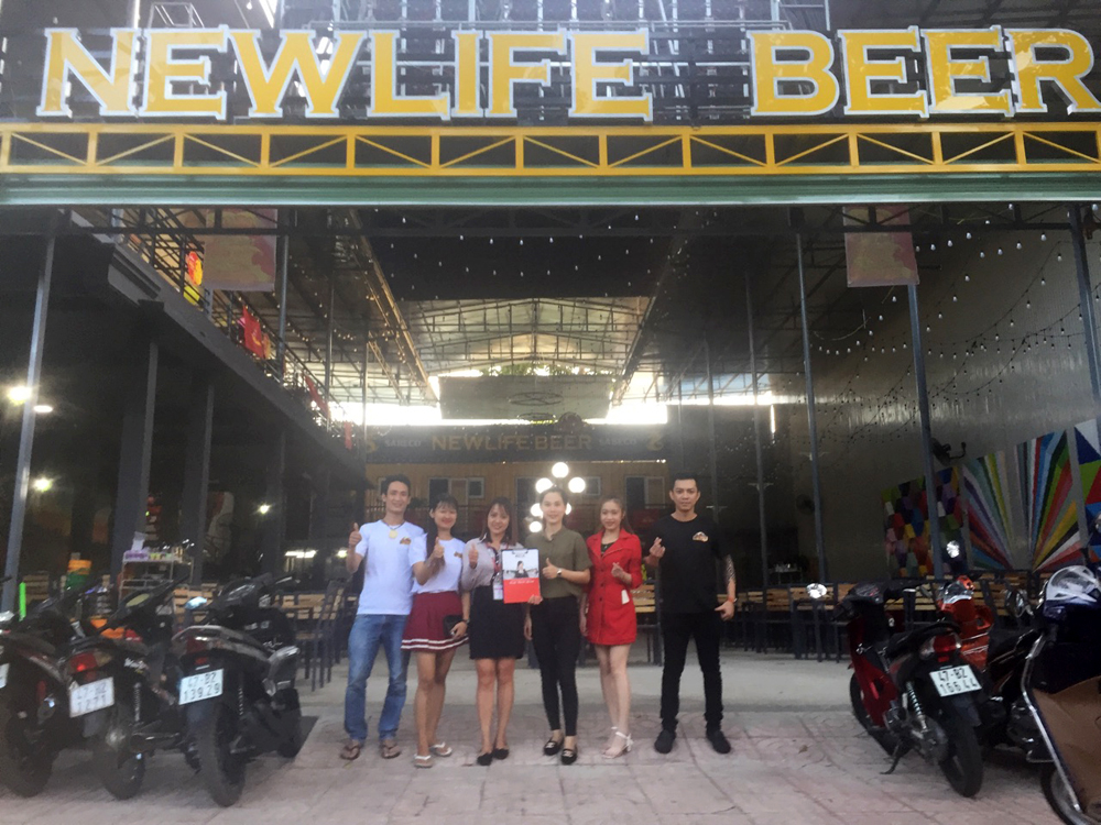 new life beer