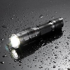 JETBEAM M2S WP-RX 480Lumens 1800m Tactical Switch White Laser Flashlight
