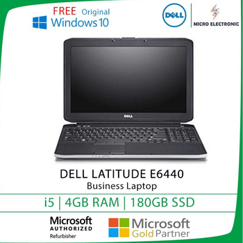 DELL LATITUDE E6440 laptop