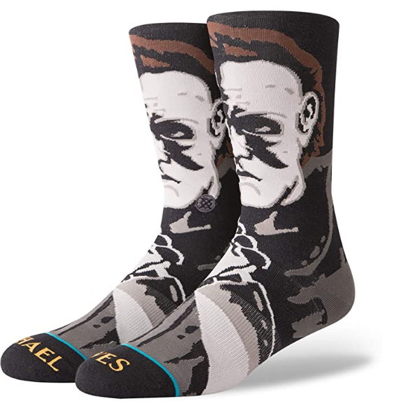 Horror socks: Stance Legends of Horror Michael Myers Socks