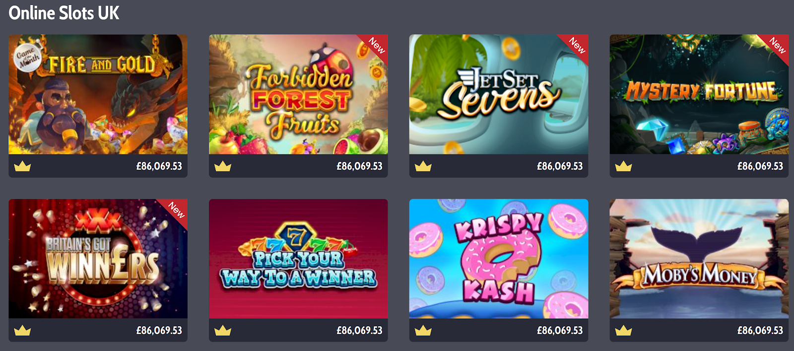 Cashmo Casino is one of the best 200% deposit bonus casinos