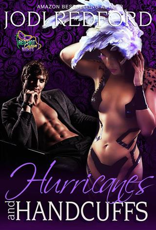 Cover Reveal: Hurricanes and Handcuffs by Jodi Redford