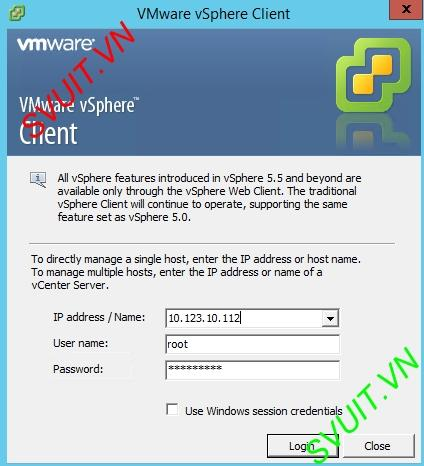 VMware - [Lab 1 9] How to upgrade from ESXi 5 5 to ESXi 6 0
