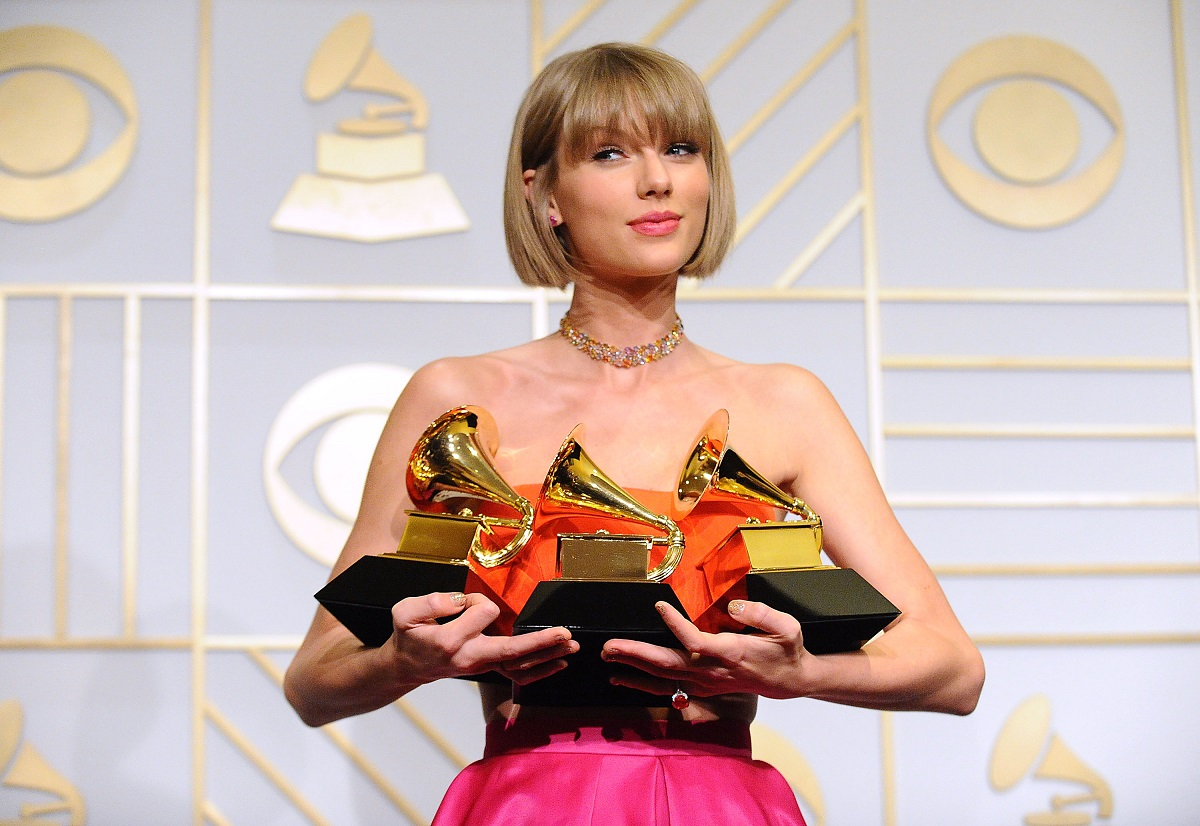 Sejarah Kejayaan Taylor Swift di Grammy Awards