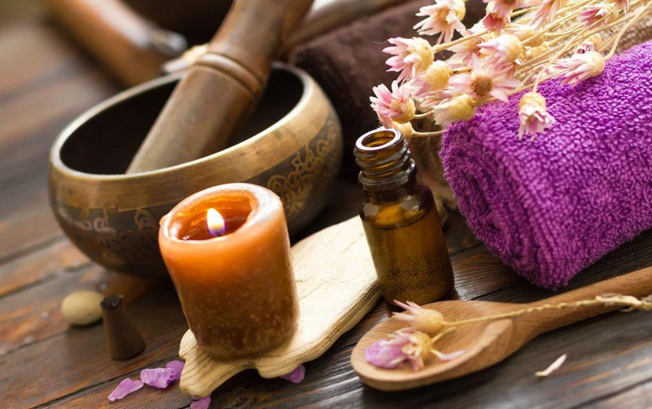 Aromateria y Ayurveda - Aceites Esenciales | India Mágica