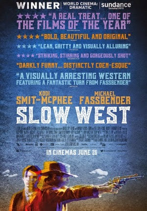 Filme Poster Slow West HDRip XviD & RMVB Legendado