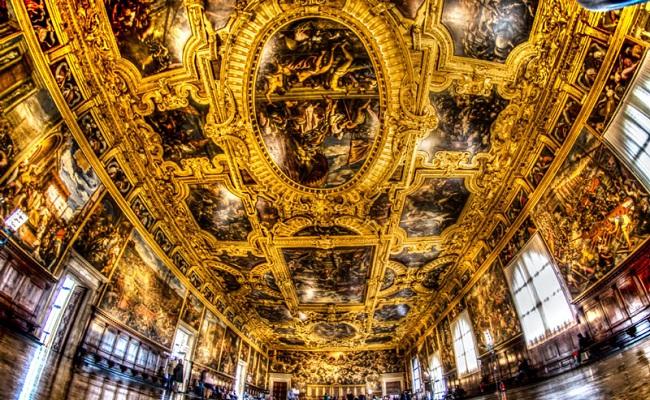Cung điện Doges - niềm tự hào của nước Ý