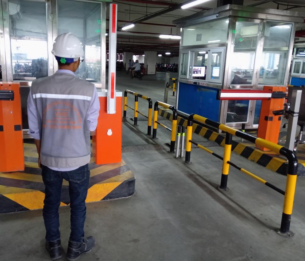 Hệ thống barie mang tính an toàn cao