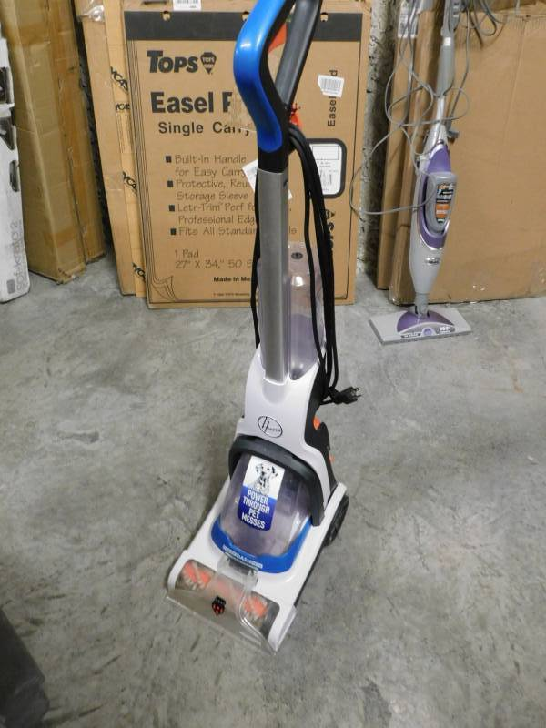 Reviews and FAQs of Hoover FH50700 PowerDash Pet Compact Carpet Cleaner