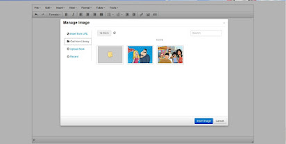 Open manager – the free tinymce file manager plugin