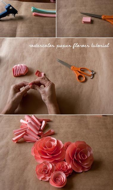 whether you want to know how to make large paper flowers for backdrop or how to make large paper flowers for weddings, this flower tutorial directory has the best diy paper flowers template ideas and video tutorials to help you make gorgeous italian crepe paper flowers or even using lia griffith crepe paper! There are awesome easy craft ideas for construction paper flowers and I even snuck a clay flower tutorial in there!