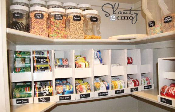 Ideas for Your Kitchen Pantry