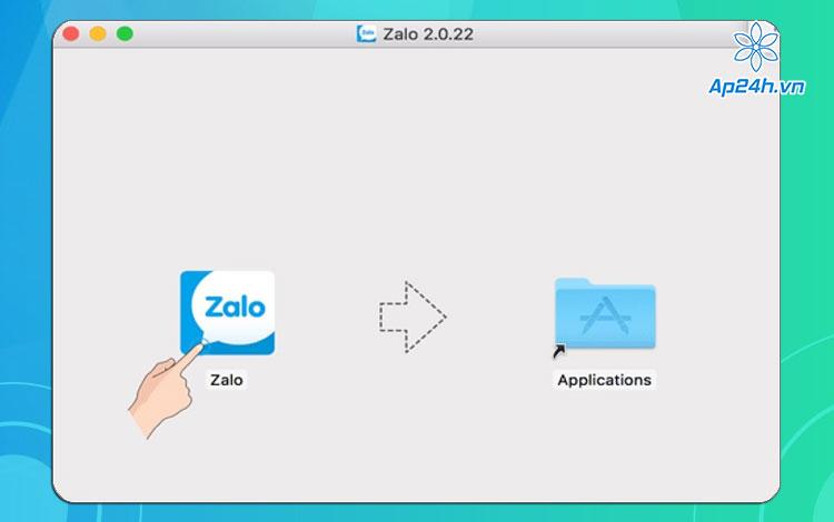 Cách cài Zalo cho Mac đơn giản nhất
