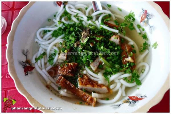 Bánh canh Phan Rang