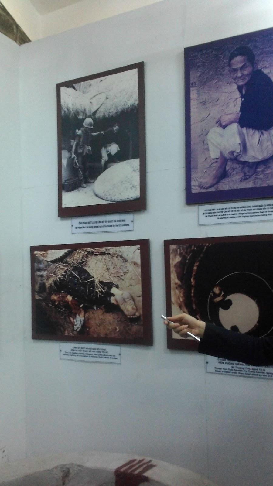 Xuôi dòng lịch sử tìm về khu chứng tích Sơn Mỹ
