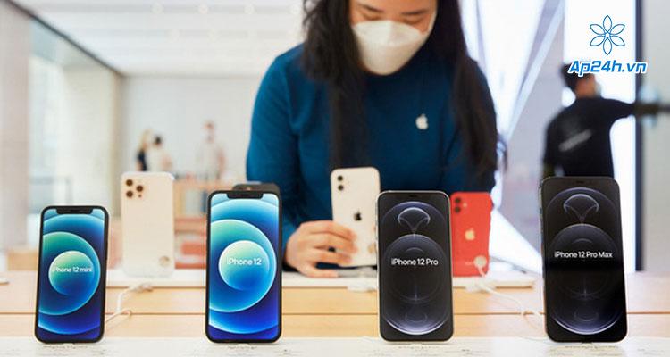 Người Việt không mặn mà mua iPhone 12 Pro Max và Mini xách tay