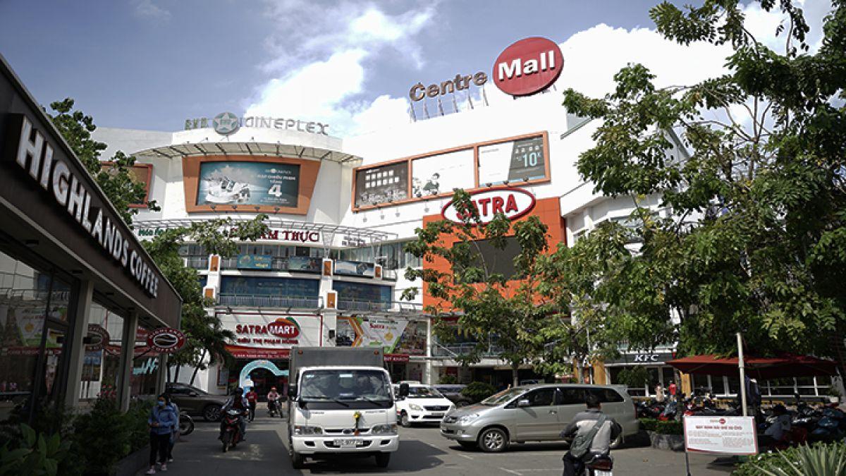 Trung tâm thương mại Sala sẽ là điểm mua sắm