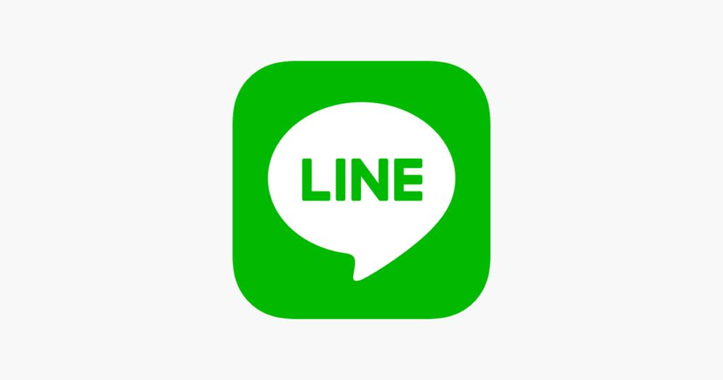 line logo