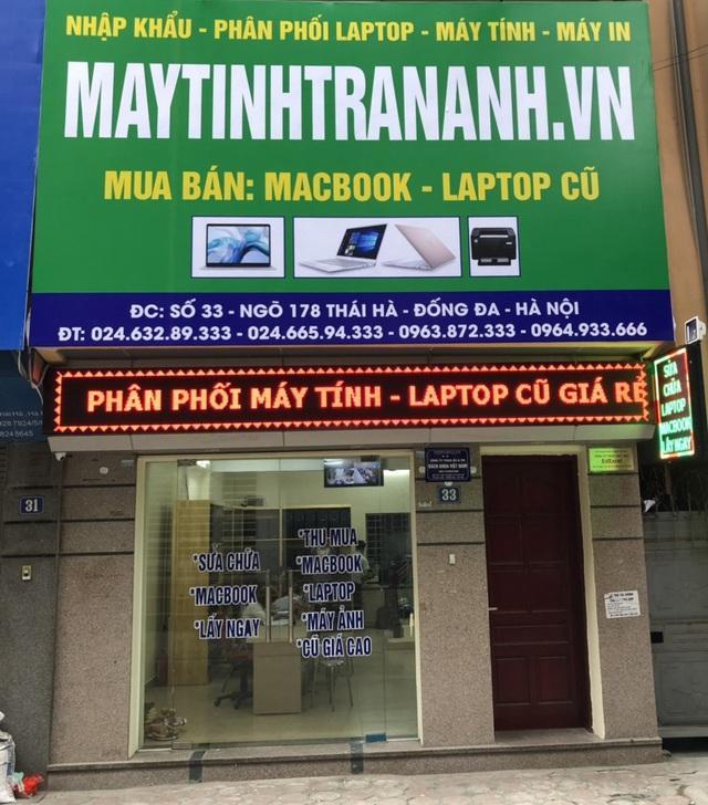 Công ty bán laptop chính hãng uy tín tại Hà Nội