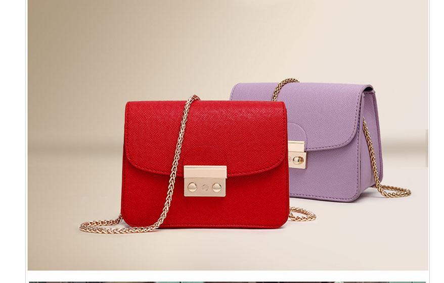 60728f39a1a1 Small Women Bags PU leather Messenger Bag Clutch Bags Designer Mini ...