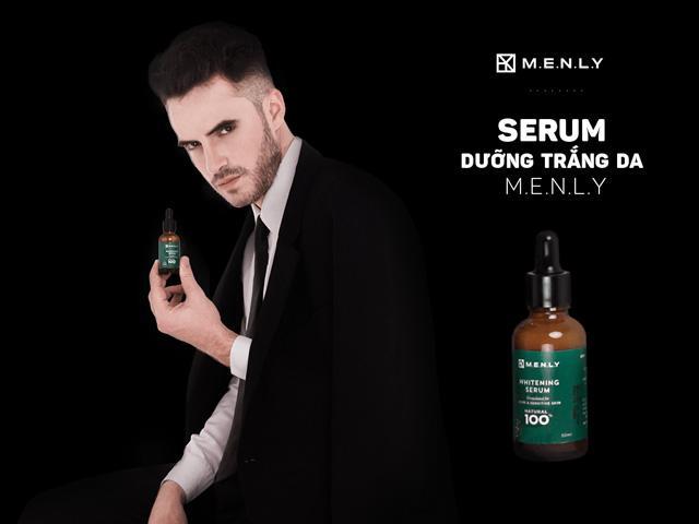 serum dưỡng trắng da dành cho nam giới