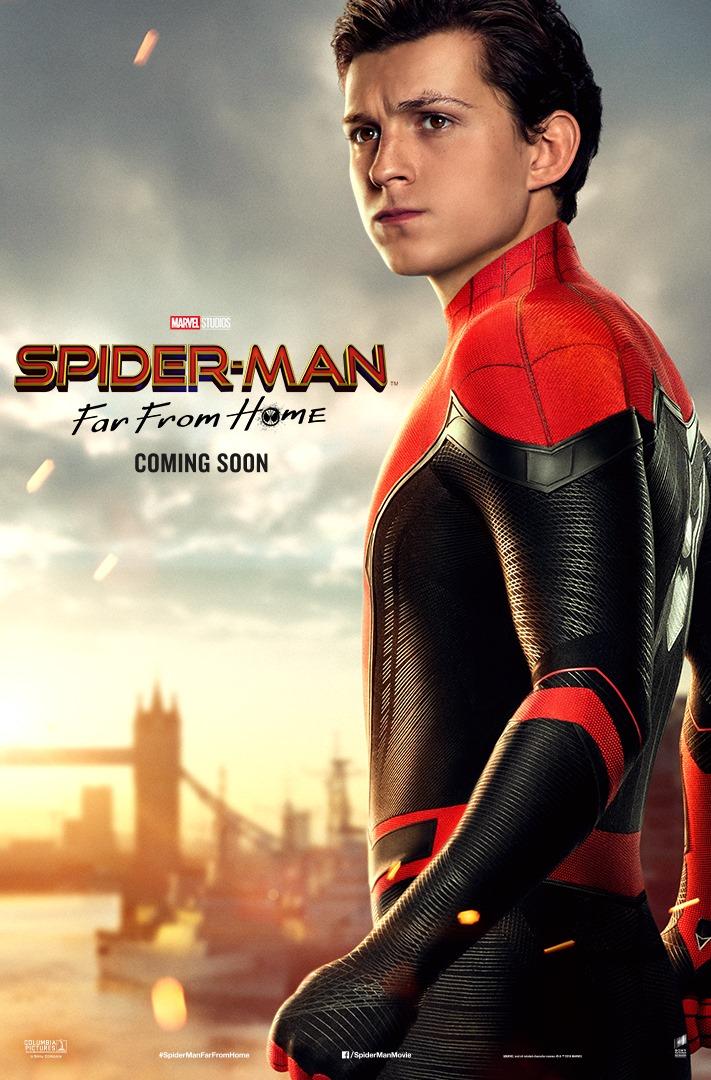 スパイダーマン:ファー・フロム・ホーム ネタバレ