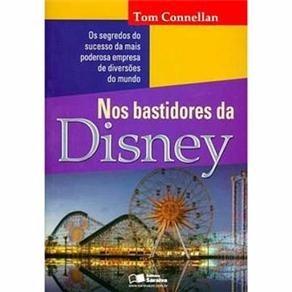Livros sobre atendimento ao cliente: Nos bastidores da Disney