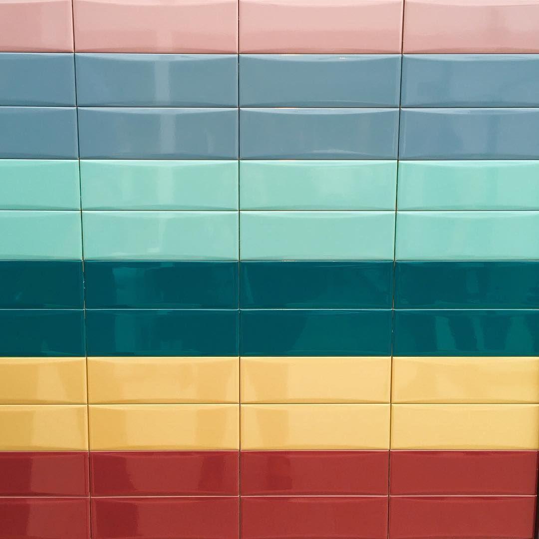 Azulejos de metrô Portinari