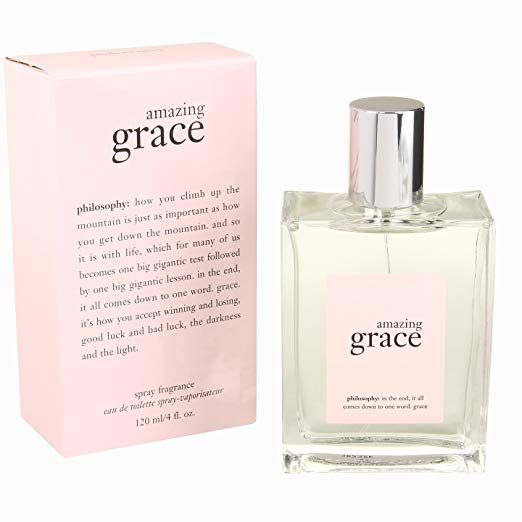 Philosophy Amazing Grace Fragrance Spray For Women